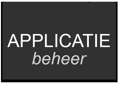 Applicatiebeheer