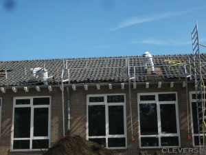 School Hulsberg Clevers Asbestsanering
