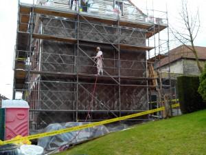 Emissiebeperking Clevers Asbestsanering